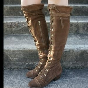 Jeffery Campbell joe tall boot